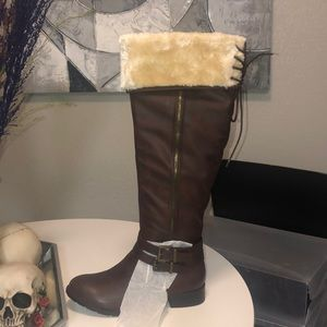 Tall 19 inch boots